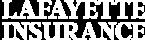 Lafayette Insurance Logo White 500 PNG
